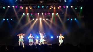 9月28日 TSUTAYA O-EASTで行われた本格音楽女子祭-其の九- から、大人の...