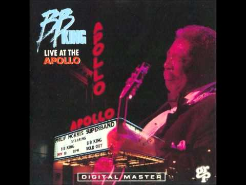 B.B.KING - ALL OVER AGAIN (Live at the Apollo).wmv