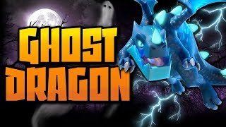 Ghost Electro Dragon - LavaLoon Variation | Clash of Clans