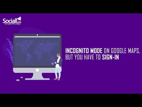 Incognito Mode On Google Maps, BUT You Have To Sign-in || Digital Marketing Weekly || Sociall.in