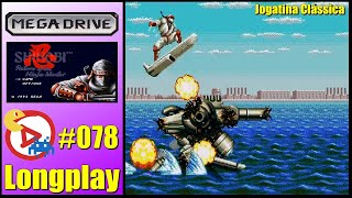 Mega Drive Longplay Shinobi III: Return of the Ninja Master