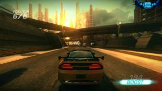 Ridge Racer Unbounded PC Gameplay 1080p
