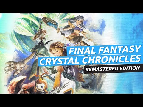 Avance de Final Fantasy Crystal Chronicles Remastered Edition