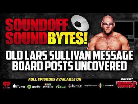 Old Lars Sullivan Message Board Posts UNCOVERED?