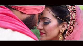 Wedding Highlights  Navneet and Armaandeep  Blue Lions Media