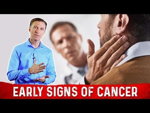 What Are The Early Warning Signs of Cancer?