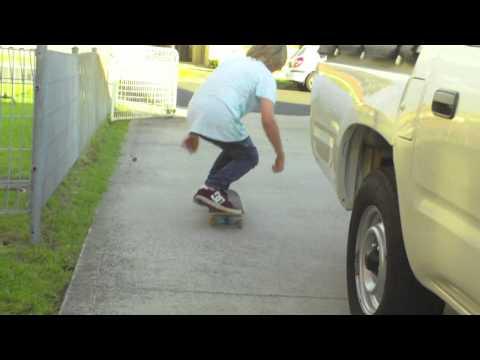 Luke Bellamy sponsor me tape (HD)