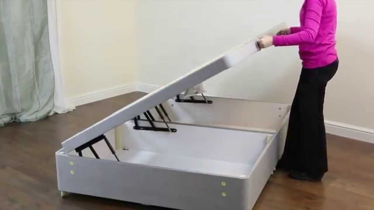 Transformable Mechanism systems for furniture Ottoman Bed