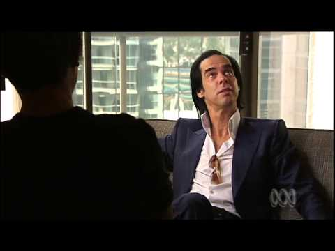 Nick Cave muses on his wife's influence