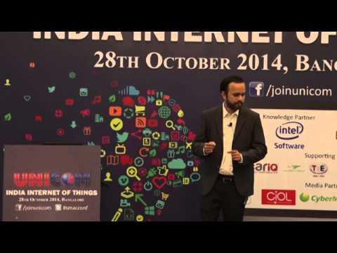 India Internet of Things 2014, Bangalore