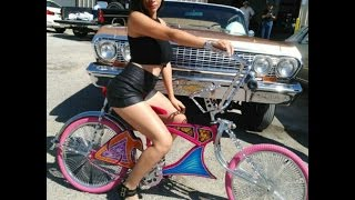 Lowrider Bicycles Custom