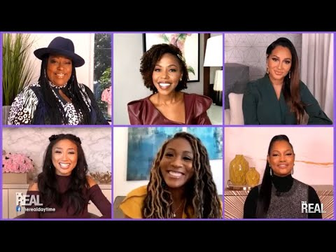Download The Cast of Tyler Perry's 'Sistas' Stops By to Discuss Filming Season 2 in Quarantine