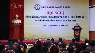 Bộ KH&CN cần phải thực hiện đồng bộ các giải pháp nâng cao năng suất, chất lượng sản phẩm, hàng hóa