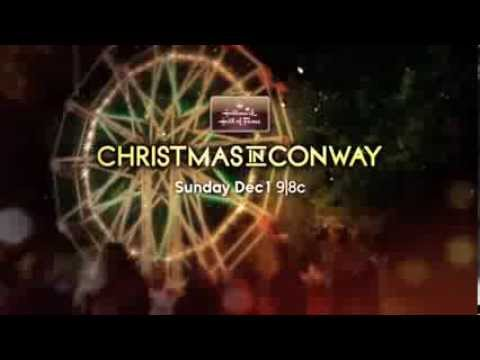 "Official Trailer: ""Christmas in Conway"" from Hallmark Hall of Fame"