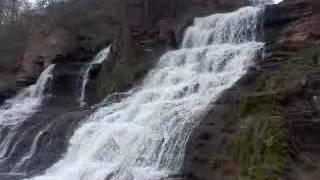 Джуринський водоспад  с. Нирків