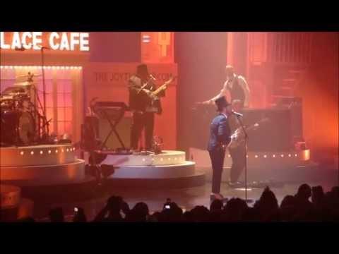 Christophe Maé - Tombé sous le charme - Concert Privé PDS - 16 octobre 2014
