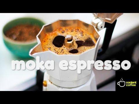 Как приготовить кофе в гейзерной кофеварке.