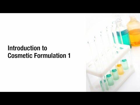 Beginners Cosmetic Science Workshops - Free Trial
