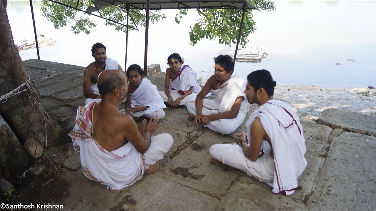 Sanskrit Speaking Villages of Mattur & Hosahalli, Shimoga ...