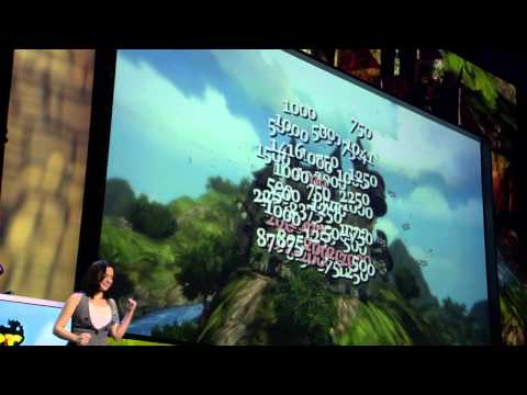 E3 2012: Xbox Media Briefing Game Highlights