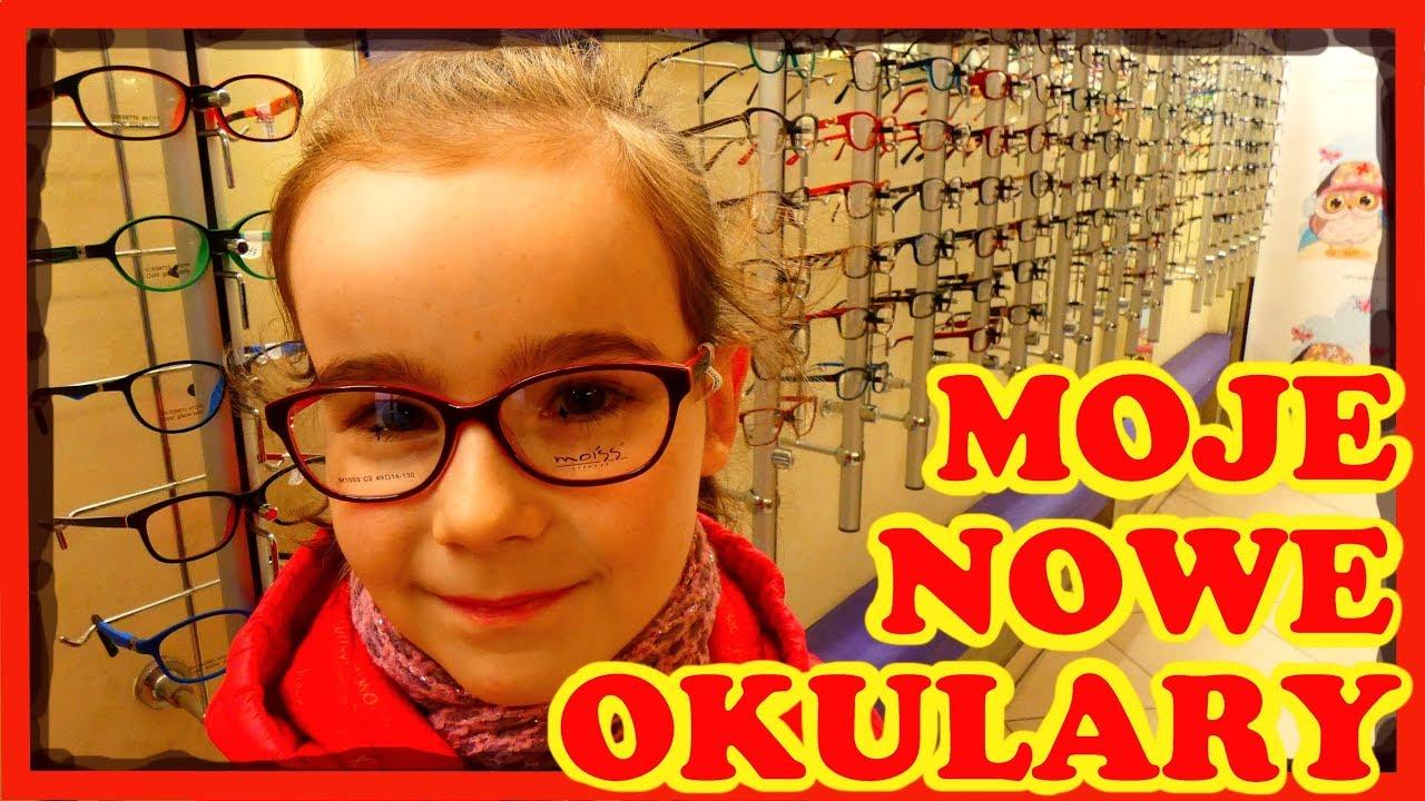 Jak Wyglądam W Nowych Okularach Agatka Mówi Wiersz Okulary Juliana Tuwima