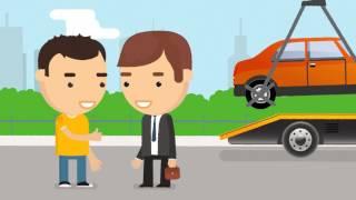 видео выкуп битых автомобилей в Москве