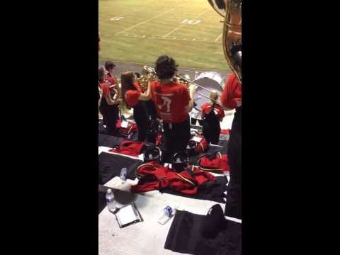 Radioactive Copper Basin High School Band