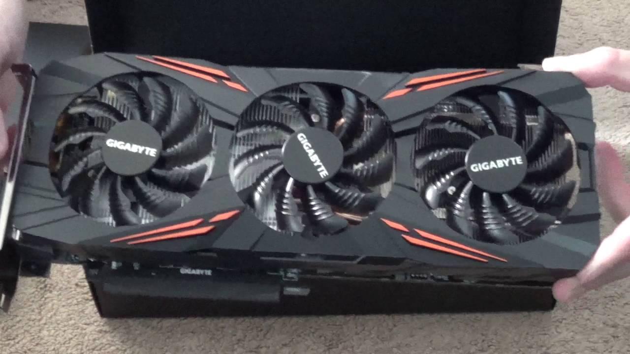 GIGABYTE GeForce GTX 1070 DirectX 12 GV-N1070G1 GAMING-8GD R2 8GB 256-Bit GDDR5