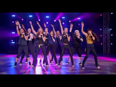 Pitch Perfect: the Barden Bellas Final