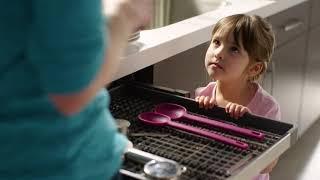 Whirlpool Dishwashers - Third Level Rack