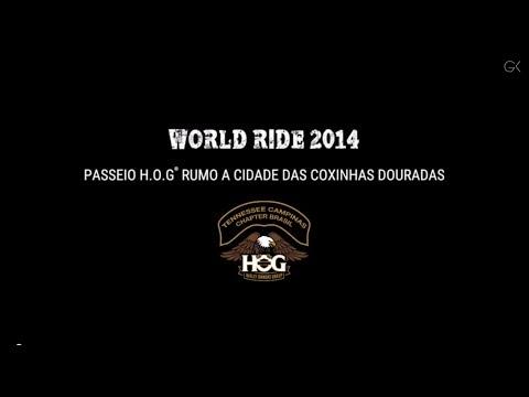 Tennessee - World Ride 2014