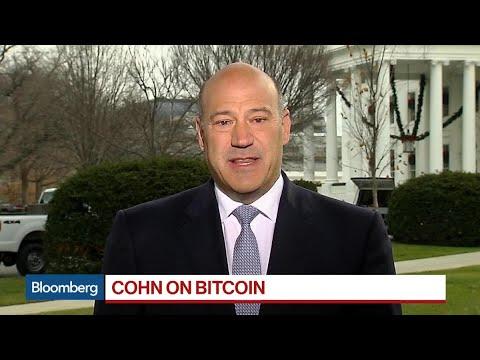 Gary Cohn Says White House Is Watching Bitcoin