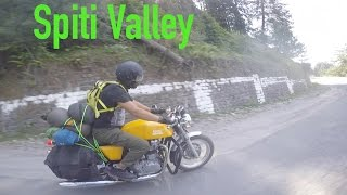 Bike Trip to Spiti Valley |kalpa,nako,kaza,Chitkul|