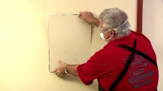 كيفية بناء الجدار كوة - D. I. Y. في Bunnings