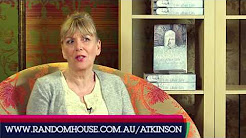 Kate Atkinson interview about LIFE AFTER LIFE - Random Book Talk