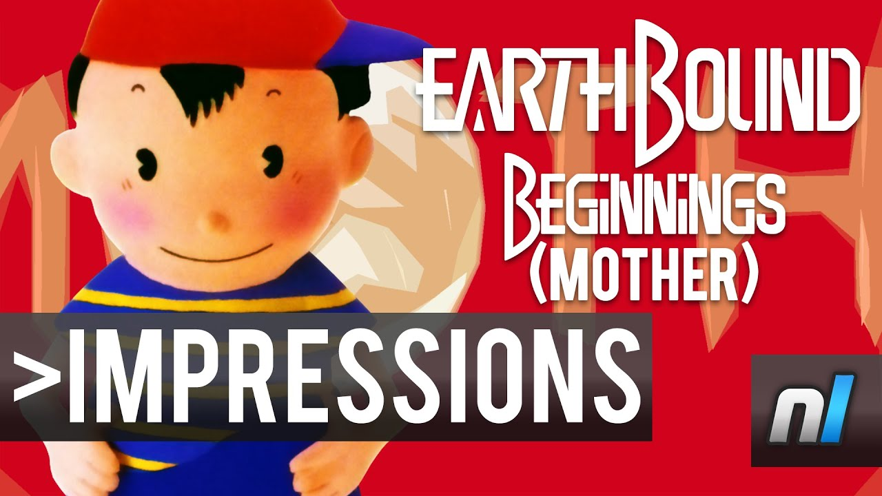 Earthbound Beginnings (Mother 1) Wii U Virtual Console First Impressions