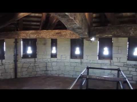 Discesa dalla Prima Torre della Rocca o Guaita di San Marino