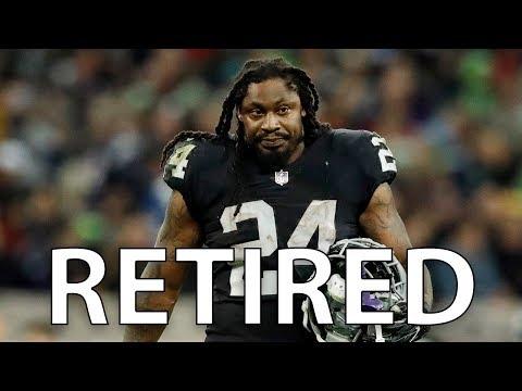 Marshawn Lynch Retires!