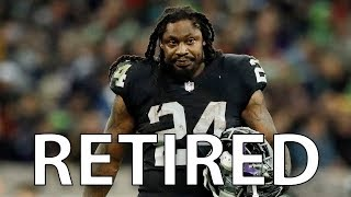 Marshawn Lynch Retires!