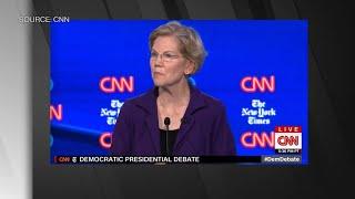 Democratic Debate: Presidential Candidates Rail Against Trump's Trade War