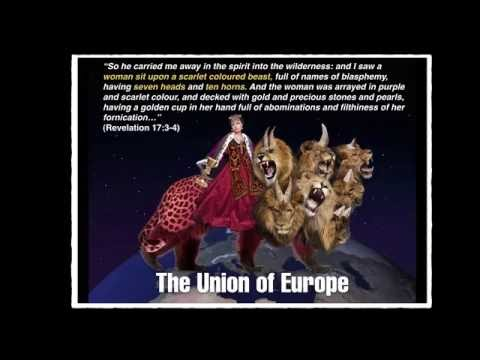 Britain 'WILL' Leave the EU! - The Bible Proof - Rev 17:8 - Jonathan.Bowen End Time Bible Prophecy -