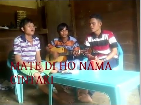 Mate Di Ho Nama Cintaki Cover By Trio CJS