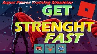 Super Power Training Sim Right - Berkshireregion