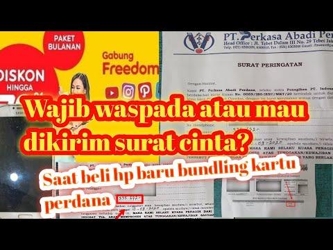 Cara Bayar Pulsa Pascabayar Indosat