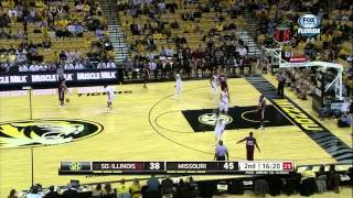 Missouri vs Southern Illinois 11/12/13 NCAA Mens College Basketball (Full Game)