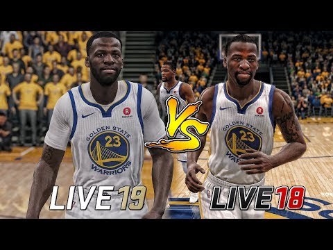 5 Thing NBA Live 19 Does BETTER than Live 18!!!