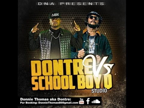 "DonTre vs Schoolboy Q - ""Studio"" (REMIX)"