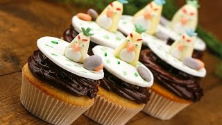 Angry Birds Muffin - Dr. Oetker