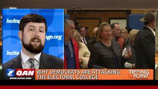 Nevada Passes Bill Joining Movement To Upend The Electoral College
