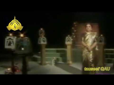 Ameer Khusro by Naheed Akhtar(Sur Bahar PTV live) -Chhap tilak sab chheen li